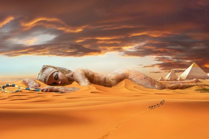 """Большой Обман древнего Египта это уже """"классика жанра"""" от Александра Гринина"""