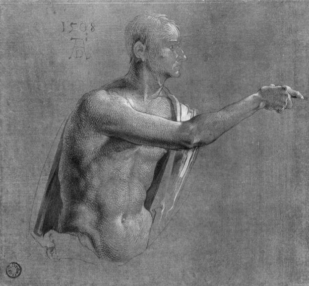 Великий художник Albrecht Dürer Альбрехт Дюрер
