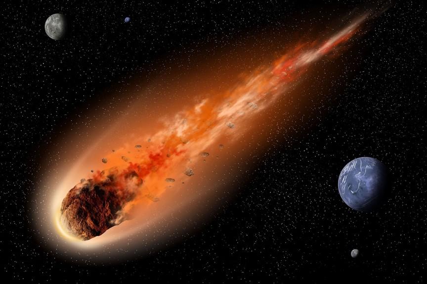 Comets Плутон и Нибиру неразрывно связаны?