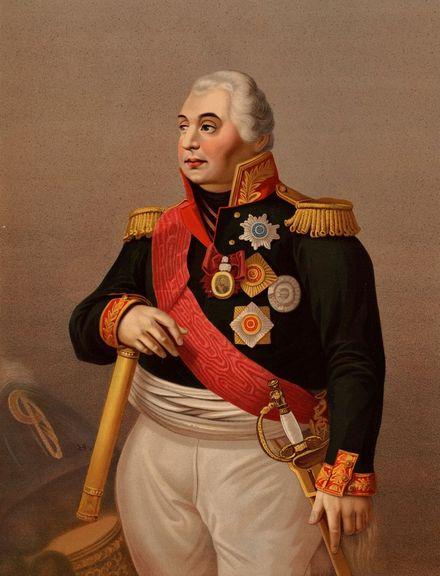 Koutouzov - mom Napoléon Bonaparte 4a