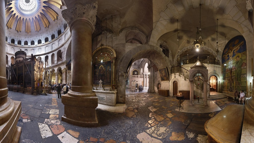 Church of the Holy Sepulchre 8