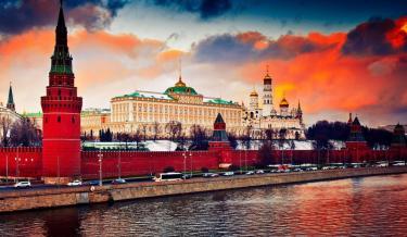 Moscow Kremlin 3