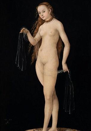 Venus by Lucas Cranach