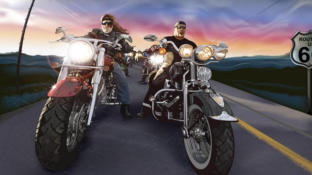 biker 8
