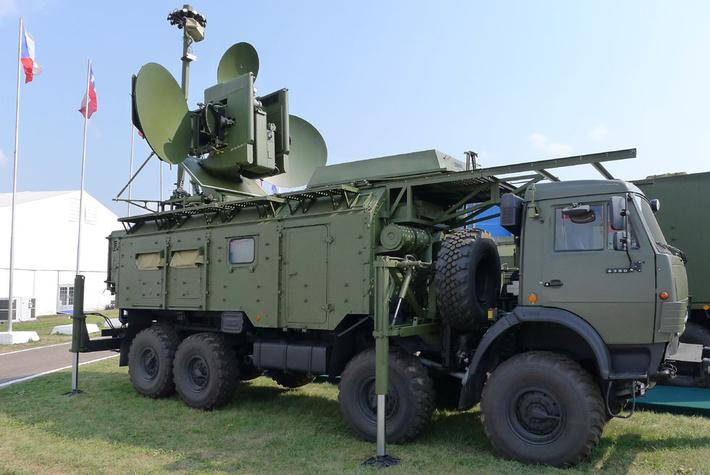 Средство радиоэлектронной борьбы морского базирования ТК-25Э  обеспечивает эффективную защиту кораблей различного класса.