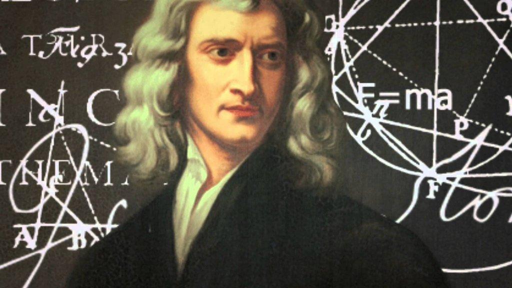 Исаак Ньютон & Mathematics  - это фальшивая древность