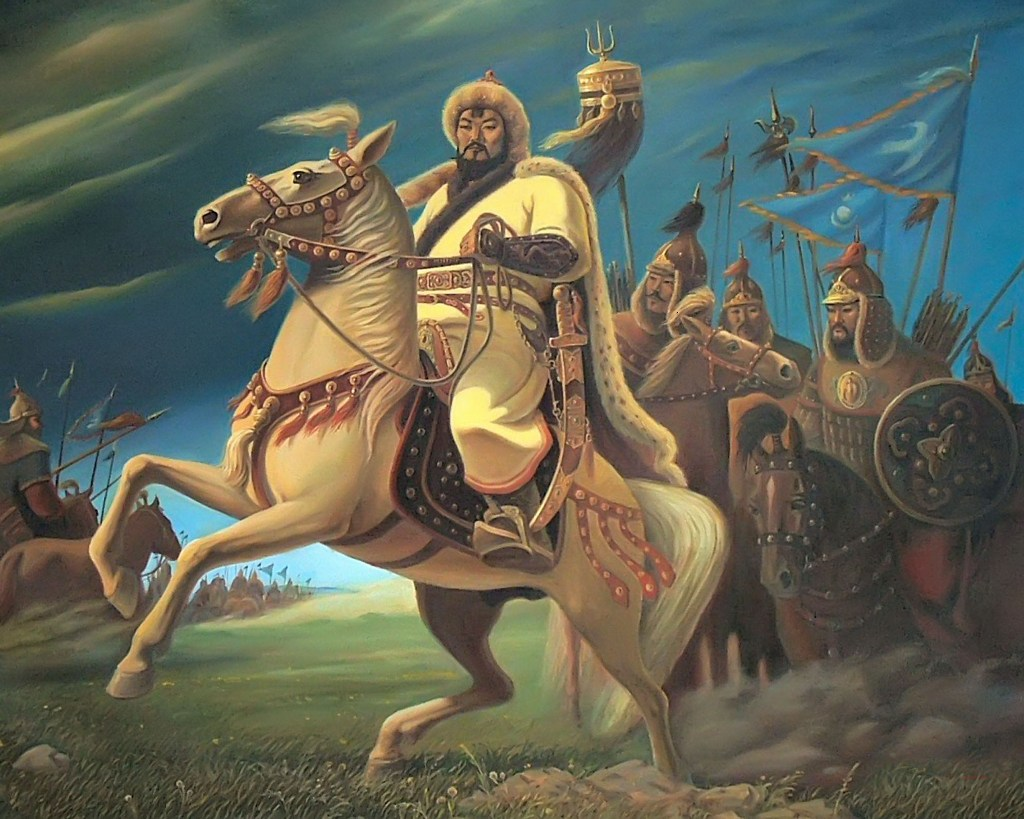Golden Horde Ulus of Jochi