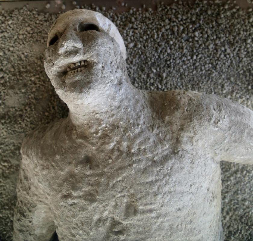 Pompeii Взрыв вулкана Везувий вызвал гибель Помпей, Геркуланума и Стабии?