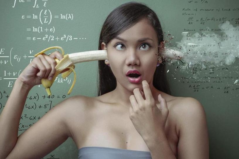 mathematician girl 5