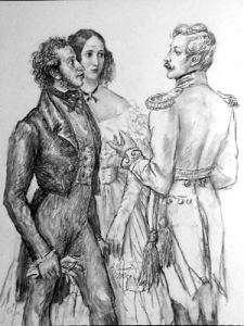 Alexandre Pushkin Dumas secret 107