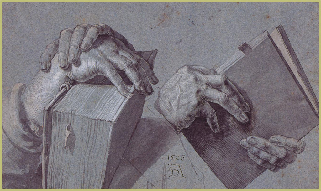 Фальшивая цивилизация и талант Albrecht Dürer Альбрехт Дюрер и Мориц Эшер