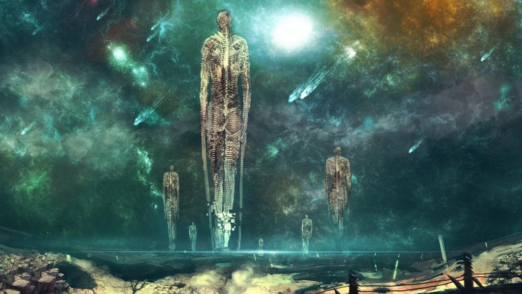 Комета. Бич Божий