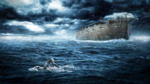 Великий потоп и Ной