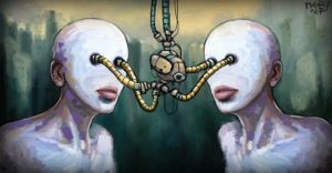 Электронное рабство
