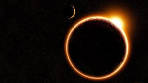 День рождения Луны Чёрная Луна