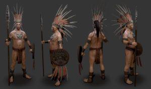 майя ацтеки ольмеки