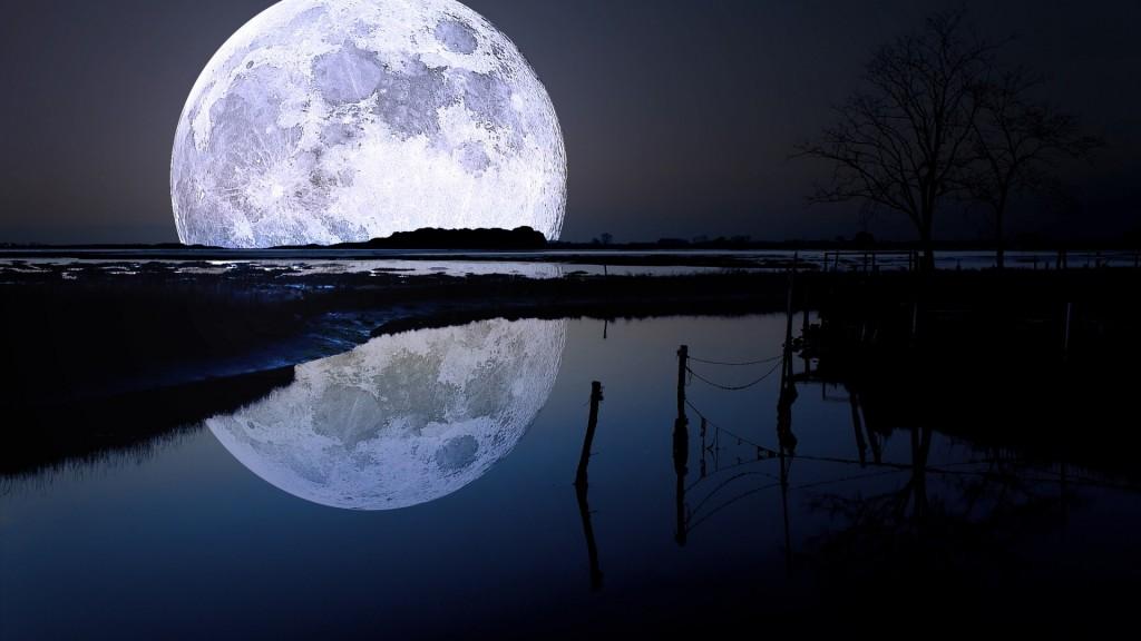 День рождения Луны