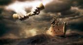Катастрофическая версия истории о гибели Европы Астероиды и кометы разрушат Землю