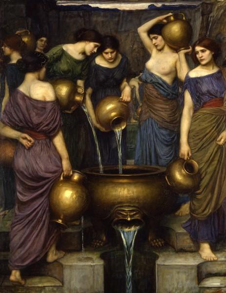 """Danaïdes Греческий миф и """"древняя"""" история всегда были Большим Обманом"""