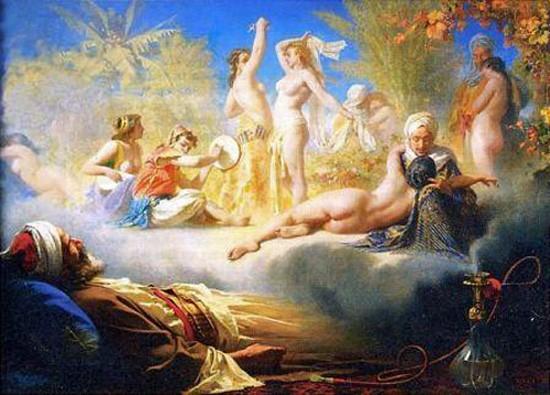 Paradise Разрушая греческие мифы, мы троллим европейскую Цивилизацию