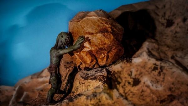 Sisyphus Разрушая греческие мифы, мы троллим европейскую Цивилизацию