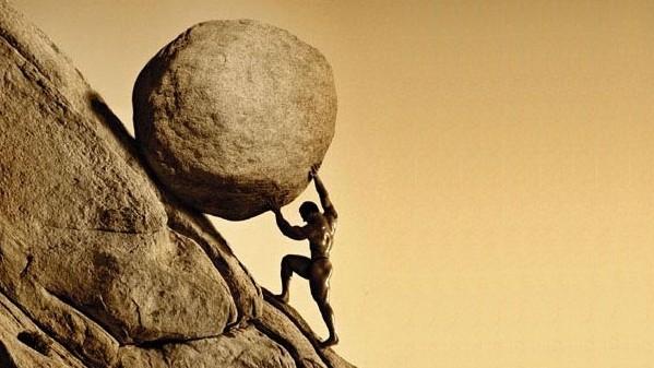 """Sisyphus Греческий миф и """"древняя"""" история всегда были Большим Обманом"""