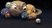Луна и Нибиру неразрывно связаны