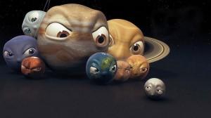 Новые Горизонты Плутона - Луна и Нибиру неразрывно связаны
