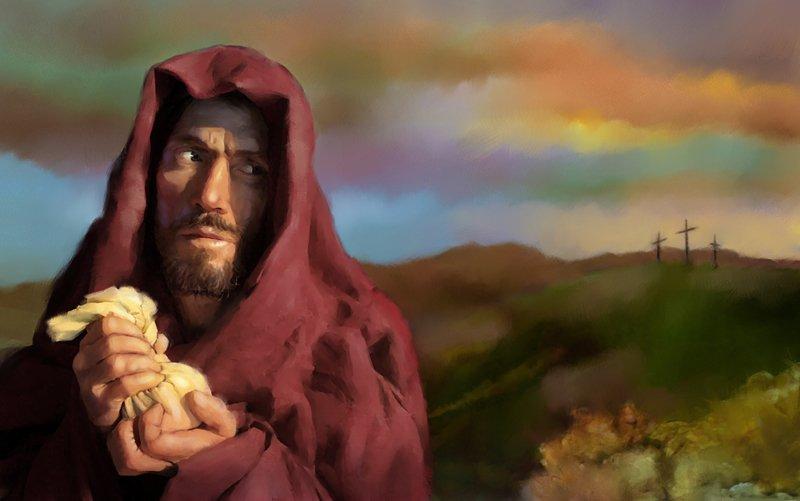 62 Judas Iscariot 008