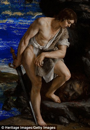 David by 'Gentileschi'