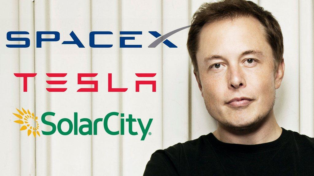 Elon Musk и роботы Тесла