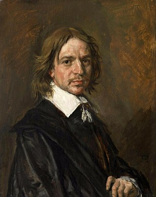 Frans Hals An Unknown Man