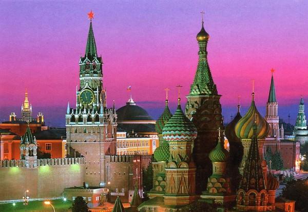 Moscow Kremlin Истории больше нет