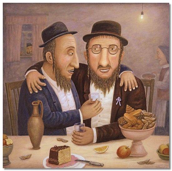 Секс у ортодоксальных еврев