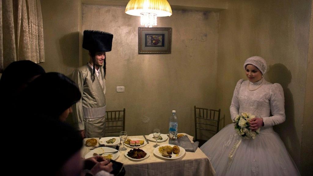 Секс ортодоксальных евреев: во-первых, это красиво ...
