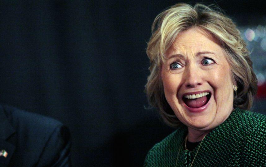 Хиллари Клинтон - жертва Cambridge Analytica