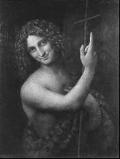 Леонардо да Винчи «Иоанн Креститель»