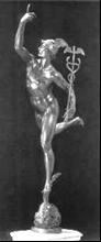 Рис. 3. «Меркурий» Джамболонья