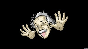 Теория полей времени и реализация программы Эйнштейна