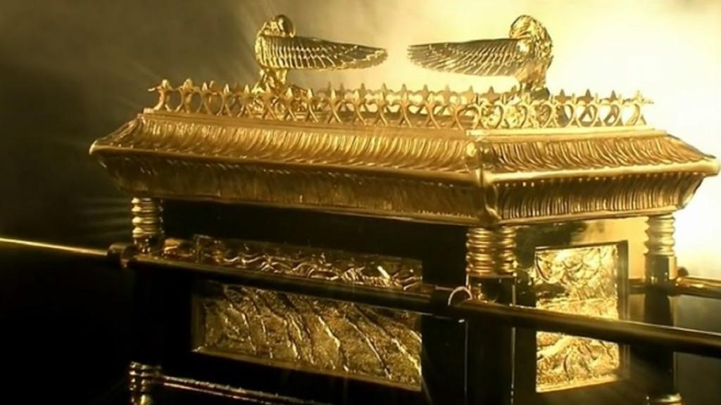 Святой Грааль, Ковчег Завета, Исус Навин, Андрей Боголюбский