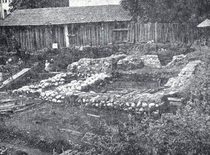 Novgorod Великий Новгород русская мифическая античность