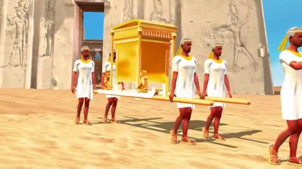 Ethiopia under the name «Ark of the Covenant