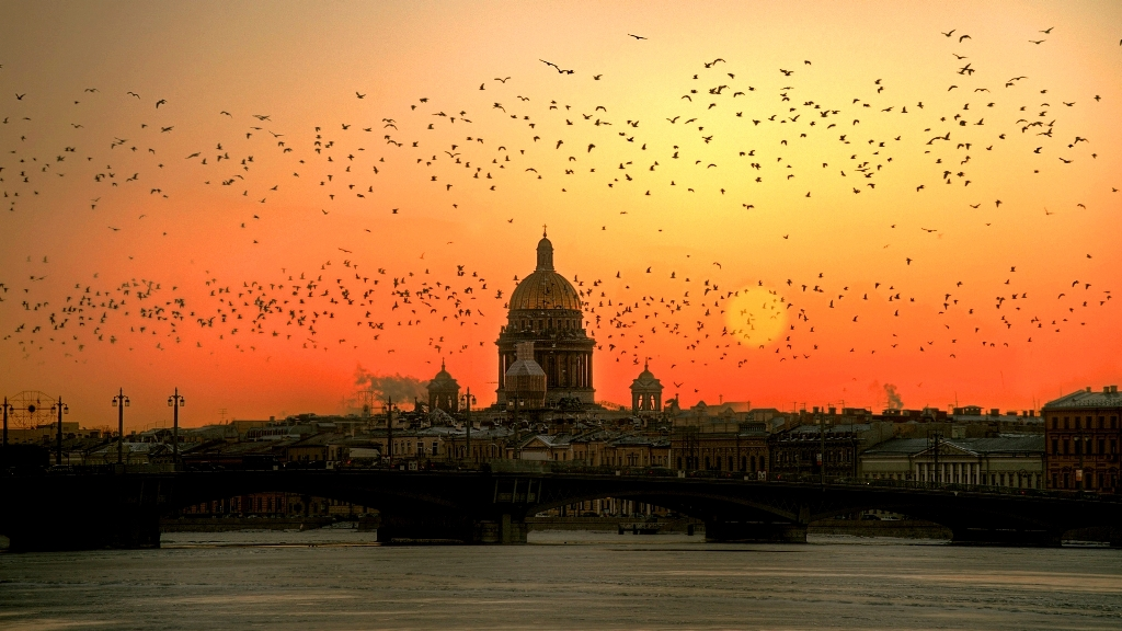 Древний Санкт-Петербург