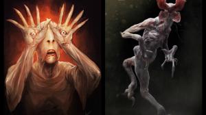 Ужасы и уродства