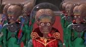 Зелёные человечки в русском космосе