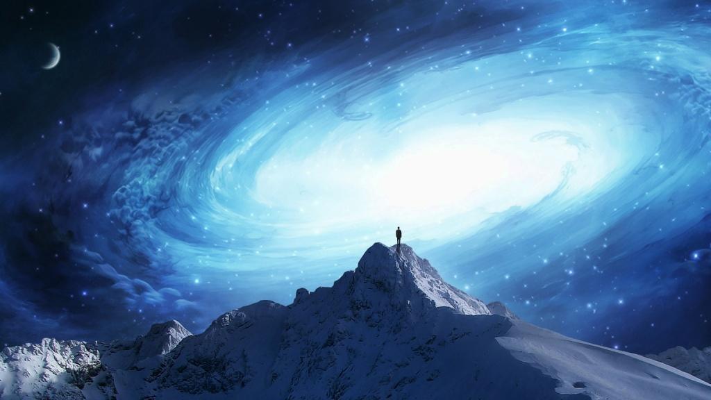 Замри-гора и тайны Вселенной