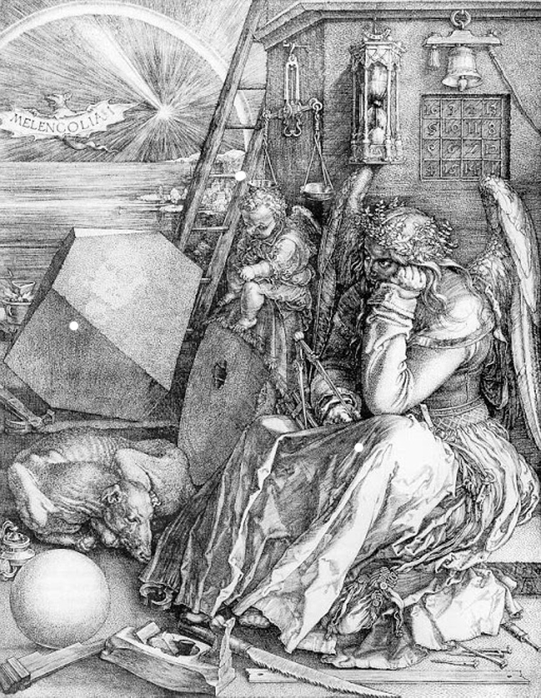 Albrecht Dürer Альбрехт Дюрер и Мориц Эшер