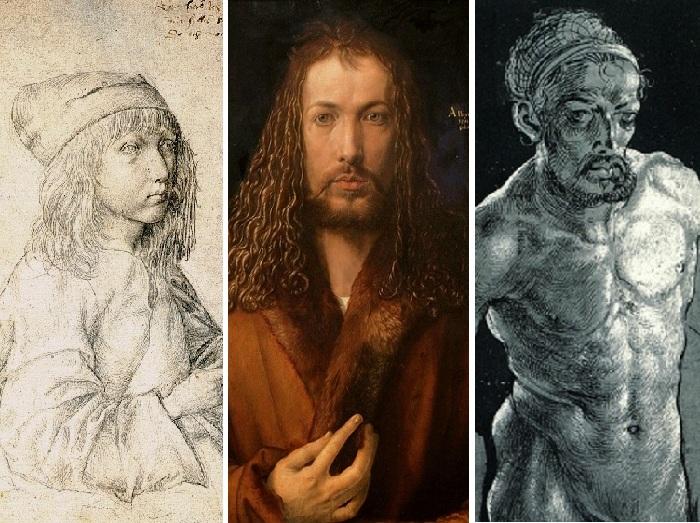 Albrecht Dürer Альбрехт Дюрер и Мориц Эшер26