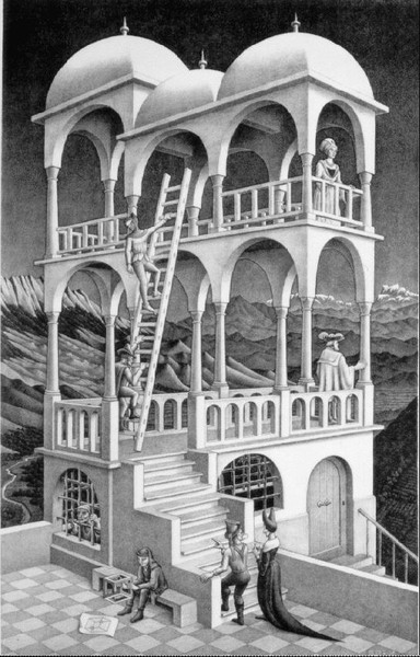 Maurits Cornelis Escher Albrecht Dürer Альбрехт Дюрер и Мориц Эшер