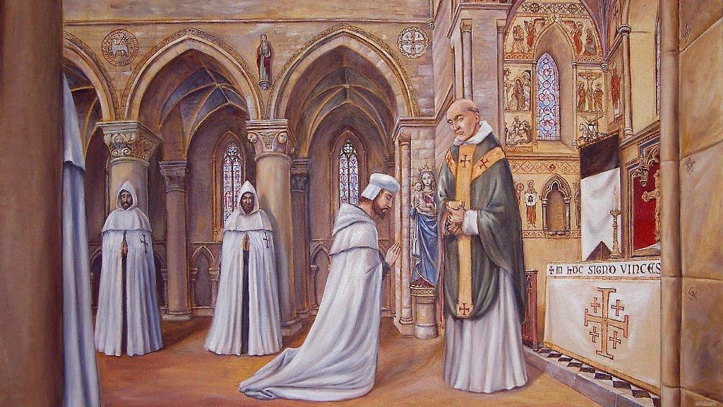 Масонский иезуит